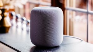 Haut-parleur sans fil Airplay d'Apple HomePod