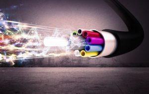 fibre optique internet